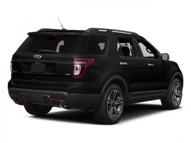 ford explorer 2015 black sport - Ford Explorer Black 2015
